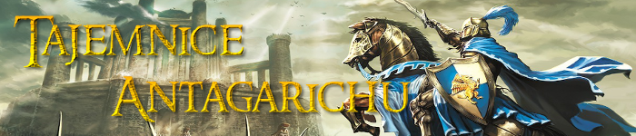 Tajemnice Antagarichu :: Heroes of Might & Magic 1,2,3,4,5,6,7 Forum