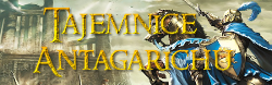 Tajemnice Antagarichu | Heroes of Might & Magic 1,2,3,4,5,6,7 Forum