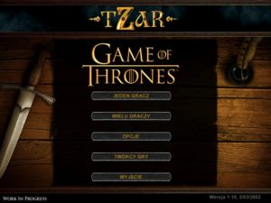 Tzar: Game of Thrones