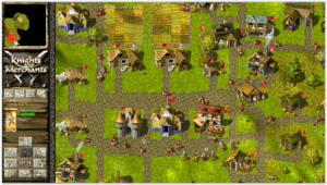 knights and merchants - miasto