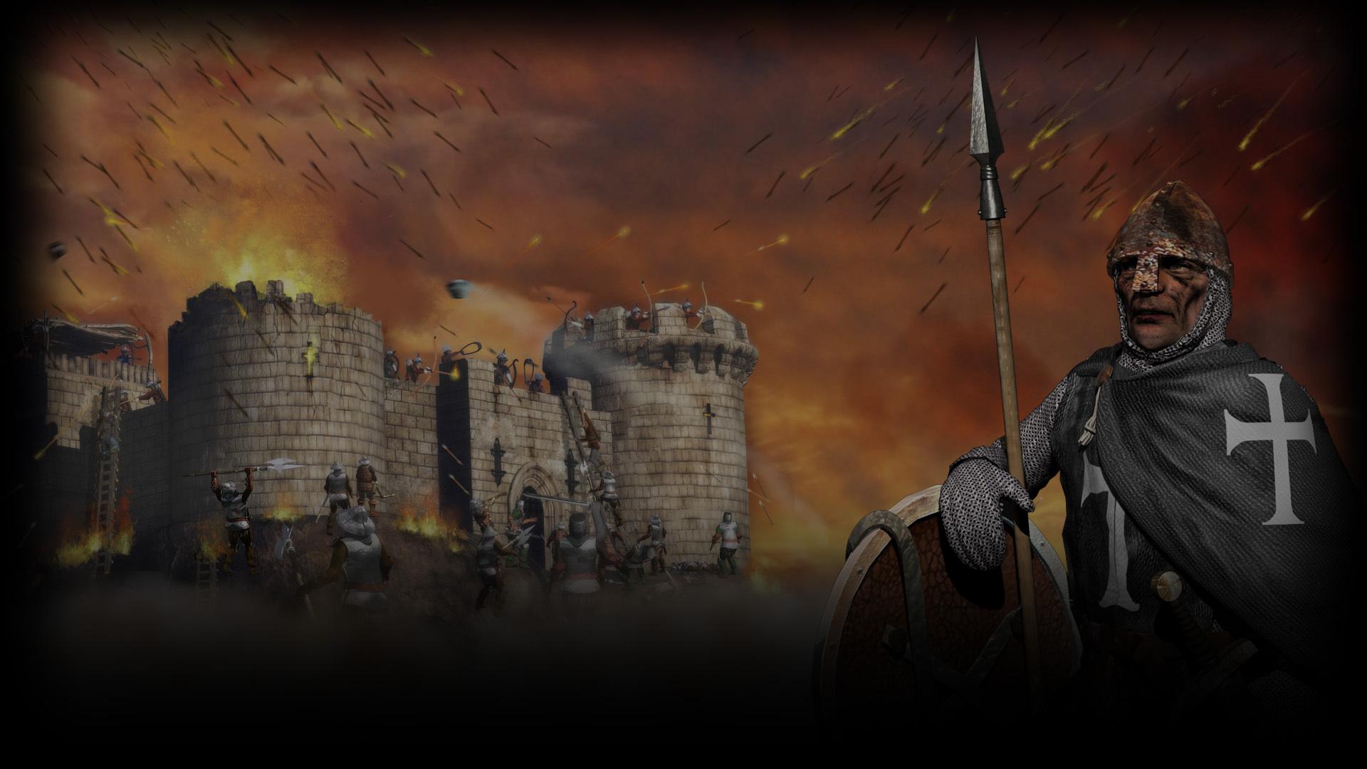 Krwawa Wyprawa - kampania Stronghold Crusader