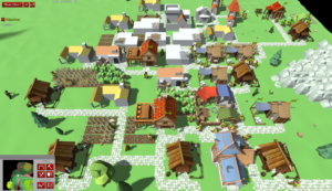Knights province - miasto