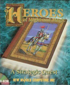 heroes 1 pudełko