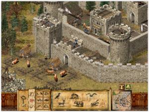 stronghold - edytor
