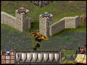 stronghold - smoła