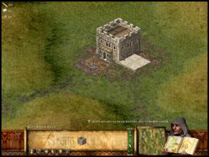 stronghold - start