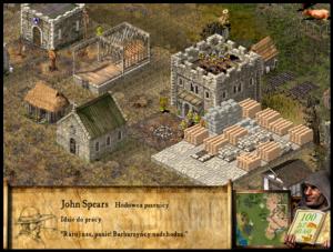 stronghold - wróg