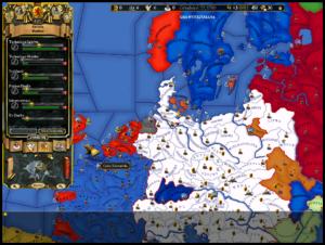 Europa Universalis II - budżet