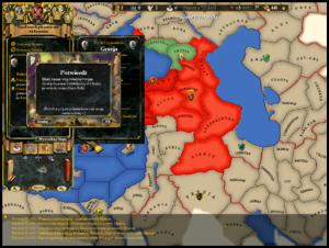 Europa Universalis II - dyplomacja