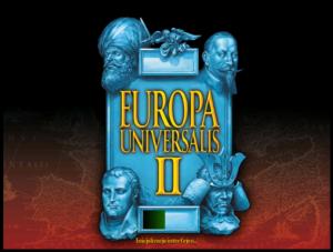 Europa Universalis II - ładowanie