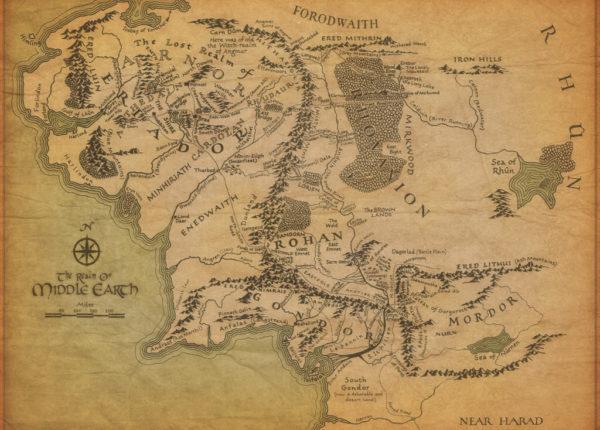 interaktywna mapa śródziemia