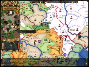 Europa Universalis II - prowincje