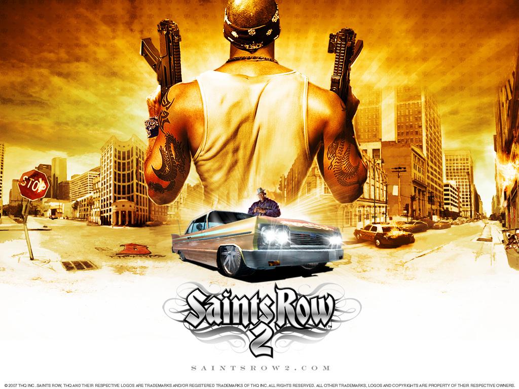 Saints Row 2 za darmo