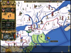 Europa Universalis II - walka