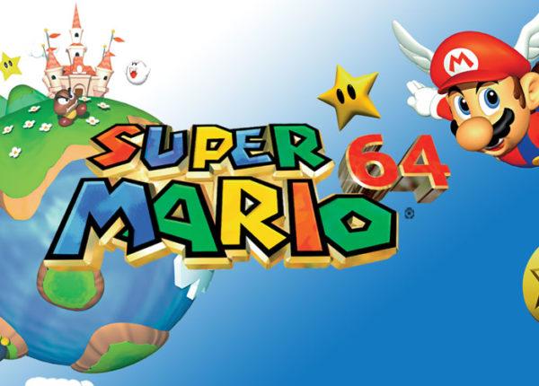 Speedrun Super Mario 64
