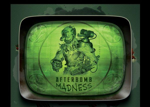 Afterbomb Madness - darmowy dodatek