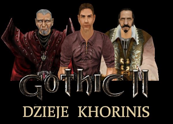 Dzieje Khorinis - Krwawa Kompania