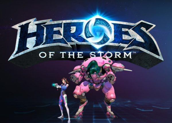 Heroes of the Storm D.Va