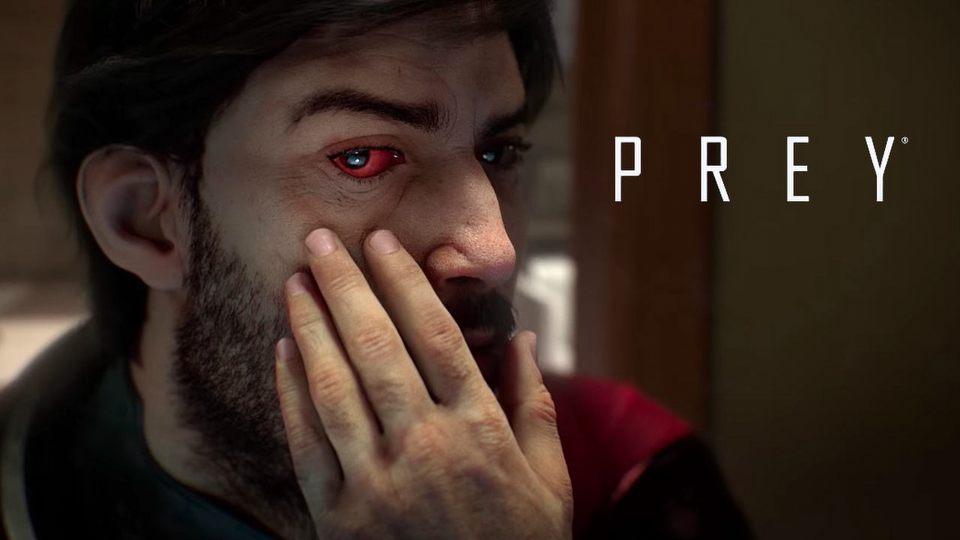 zwiastun prey