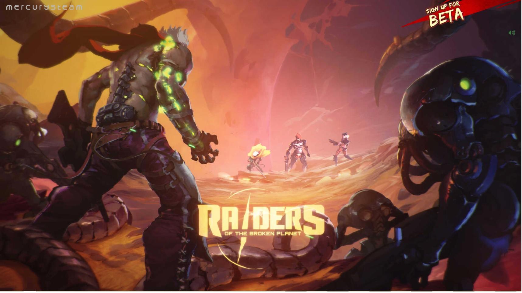 Raiders of Broken Planet