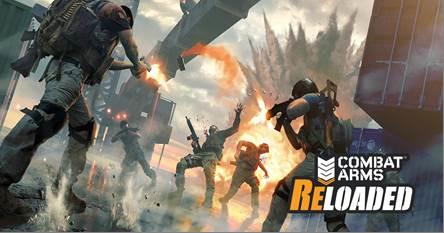 Combat Arms: Reloaded Rap