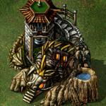 Azjaci Wieża Magów