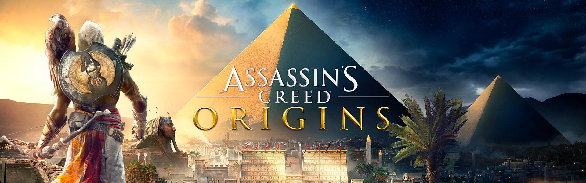 Assasins's Creed Origins - system walki