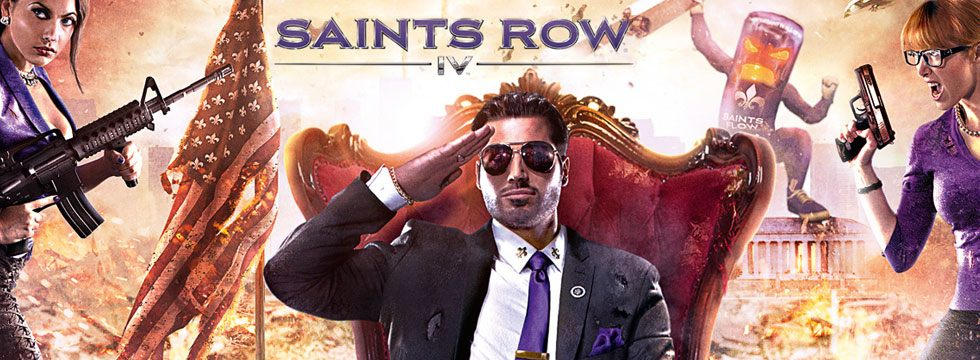 Saints Row 4 - darmowy weekend