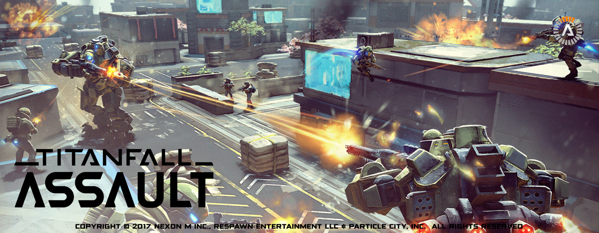 Titanfall: Assault mobile