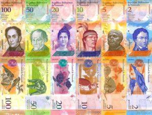 boliwar wenezuelski