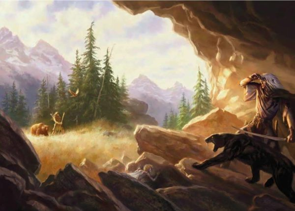 r.a. salvatore nowy dom