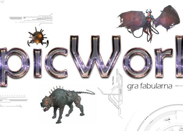 EpicWorld Gra Fabularna - zbiórka