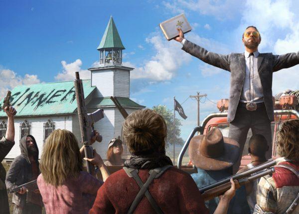 Far Cry 5 premiera