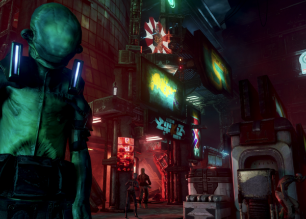 prey 2 gameplay