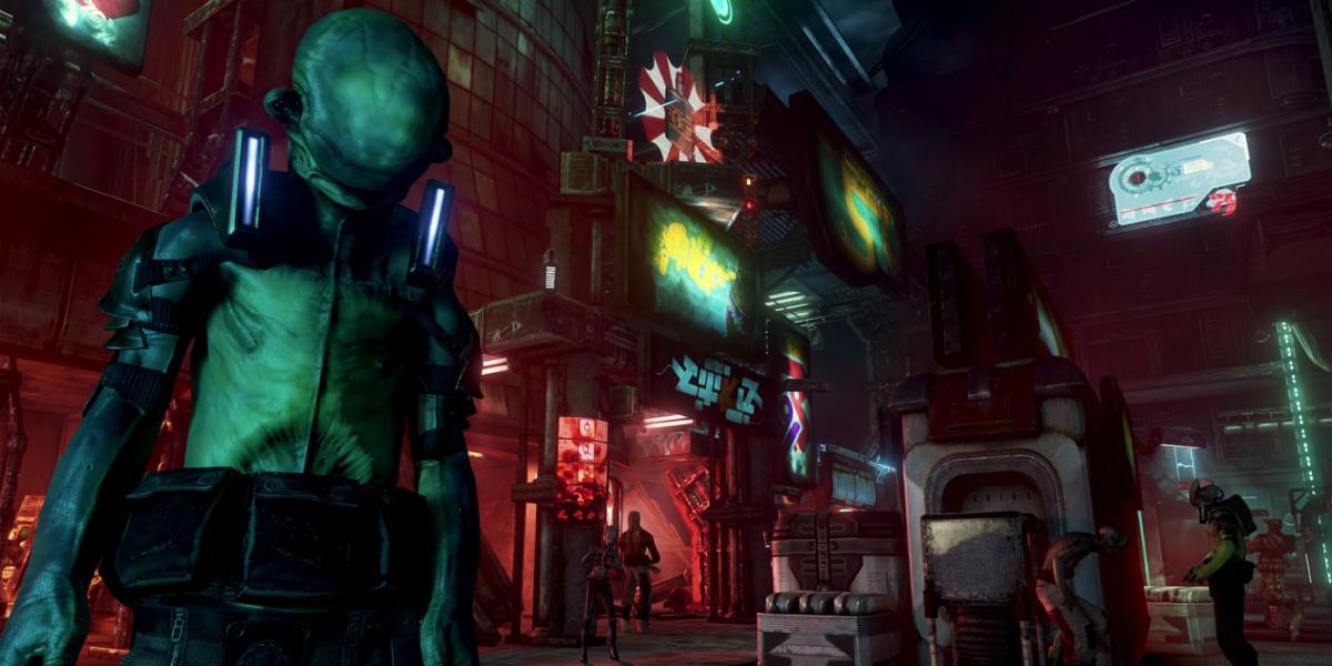 prey 2 gameplay