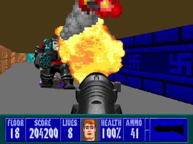 Extreme Wolfenstein v. 4
