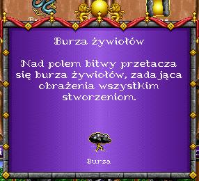 heroes 1 czary - Burza