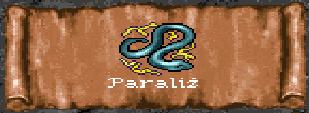 heroes 1 czary - Paraliż