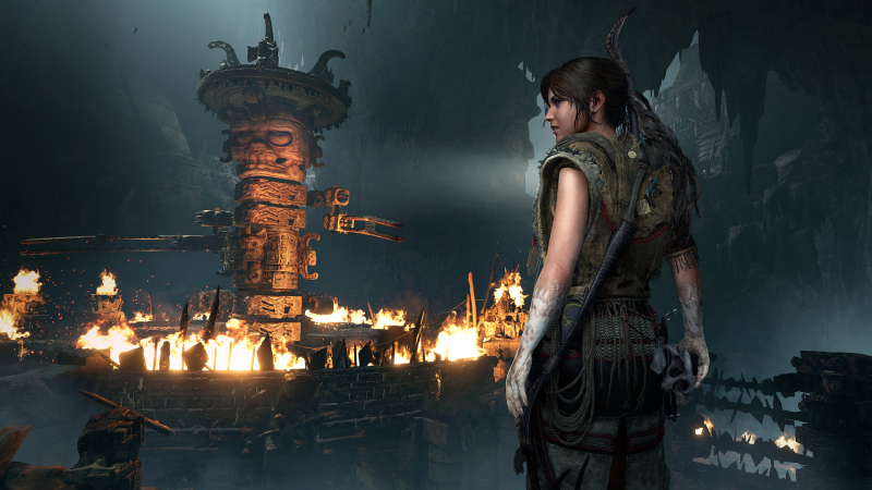 zwiastun Shadow of the Tomb Raider