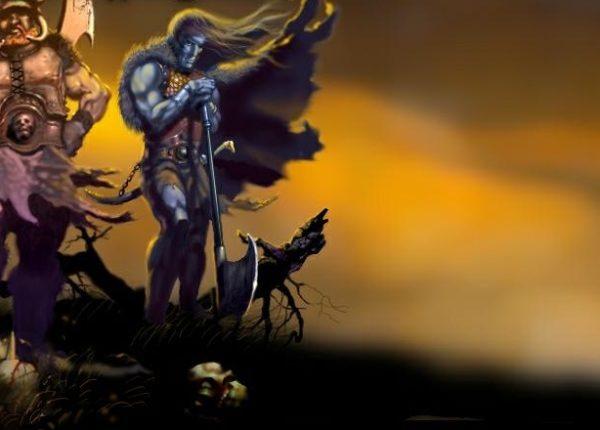 heroes 3 barbarzyncy