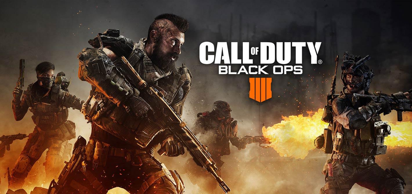 Black Ops 4 - trailer premierowy