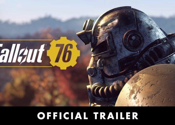 trailer fallout 76