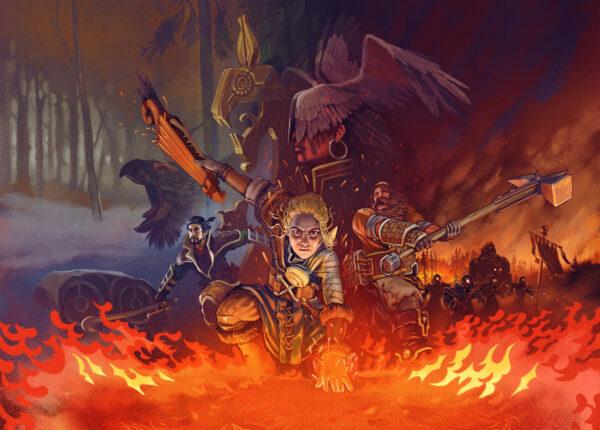 iron danger artwork