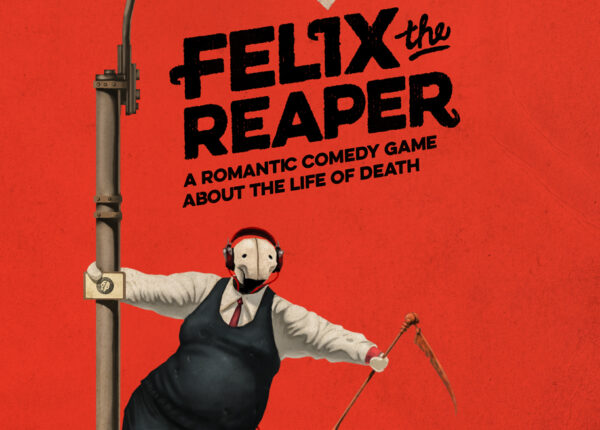 felix the reaper poster