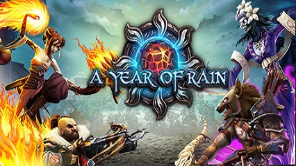 a year of rain header