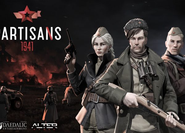 Partisans 1941 artwork