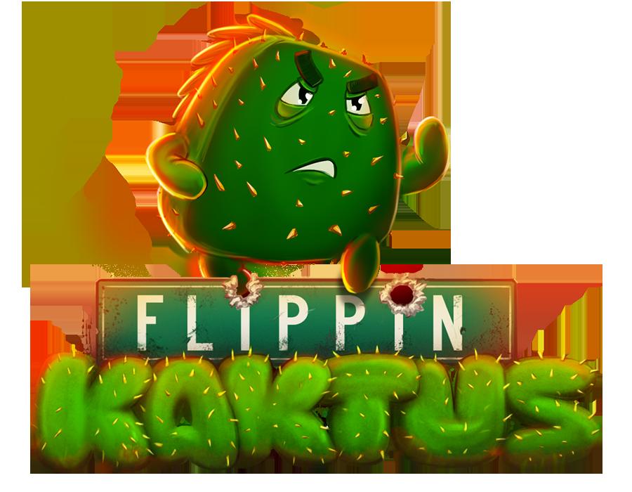 FlippinKaktus logo