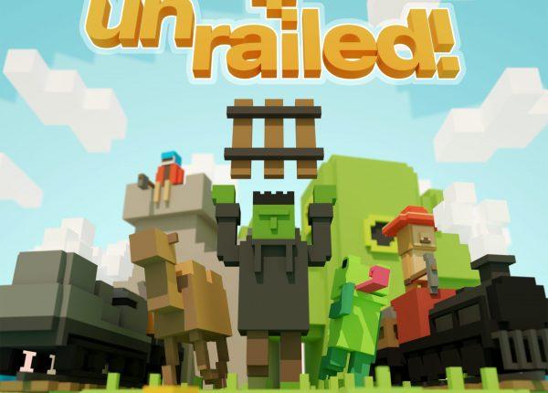 unrailed pc console