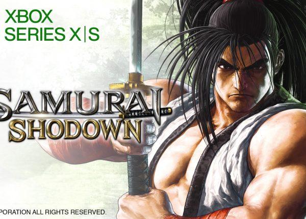 samurai shodown xbox