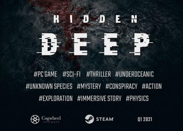 hidden deep zapowiedź